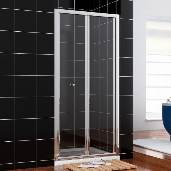 Crown 700mm Bifold Shower Door